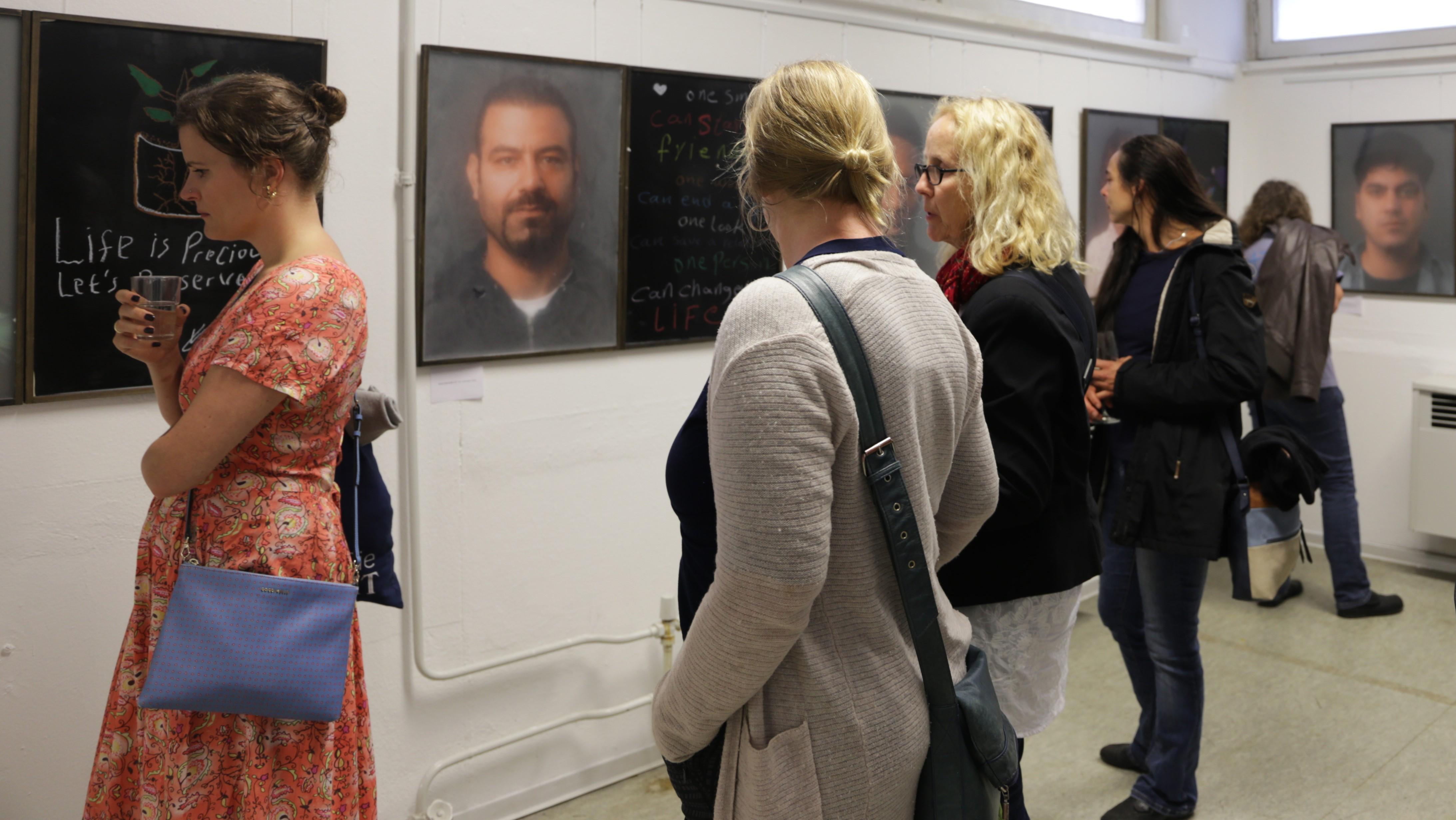 Ausstellungen - Katrin Seifert Art-Gallery